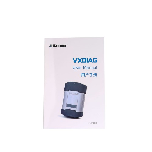 (Oct Special Sale) New VXDIAG Multi Diagnostic Tool pour BMW & BENZ 2 in 1 Scanner Without HDD