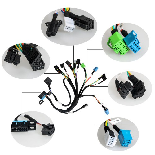 Xhorse BENZ EIS/ESL cable+7G+ISM + dashboard connector MOE001