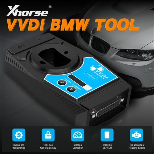 (7% Off 860.25€)V1.5.0 Xhorse VVDI BMW Professional Mileage Correction, Coding and Key Programming Tool pour BMW CAS1/CAS2/CAS3/CAS3+/CAS4/CAS4+/ISTAP