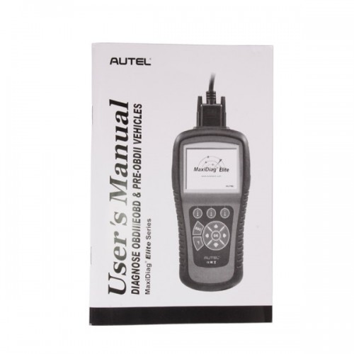 [Livraison gratuite] Original Autel MaxiDiag Elite MD802 all system+DS model(MD701+MD702+MD703+MD704)