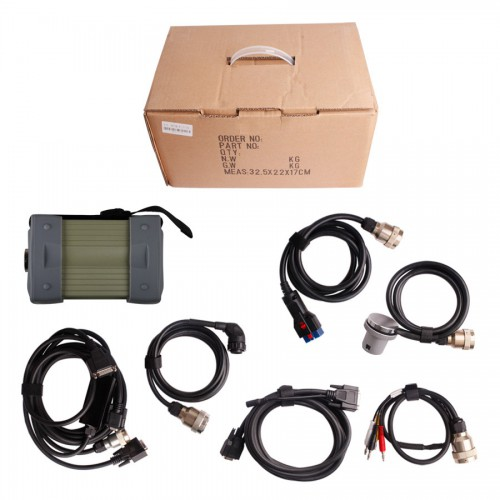 MB Star C3 Diagnostic Tool For BENZ Cars 2016.07 version
