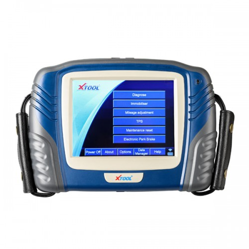 [Livraison gratuite] XTOOL PS2 GDS Gasoline Bluetooth Diagnostic Tool with Touch Screen Support Online Update