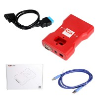 (Livraison UE) Version française V2.5.0 CGDI Prog BMW MSV80 Auto key programmer + Diagnosis tool+ IMMO 3 in 1 Get Free 8 Foot Chip Free Clip Adapter