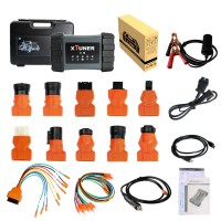 XTUNER T1 Heavy Duty Trucks Auto Intelligent Diagnostic Tool