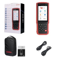 Launch X431 CRP808 Diagnostic Scanner for American European and Asian Vehicles with Special Functions