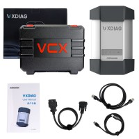 V2019.12 VXDiag DoIP Benz C6 Professionnel Outil de diagnostic avec DTS Monaco Engineer Software Support DPF Regeneration