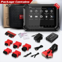 【Livraison UE sans taxe】 XTOOL X-100 X100 PAD2 Tablet Key Programmer avec Special Functions and Standard Configuration