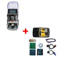 3478EUR Xhorse iKeycutter Condor XC-MINI Master plus VVDI MB BGA Tool Get 1 free token everyday