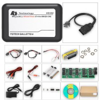 Latest Version V54 FGTech Galletto 4 Master FW 0475 Auto ECU Chip Tuning Programmer EURO Version