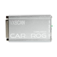 Best-seller VXSCAN CARPROG FULL V10.93 et V8.21 Firmware Parfait En Ligne Version Avec 21 Adaptuers Inclus Plus Autorisations