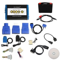 FVDI2 ABRITES Commander For Mercedes-Benz/ Smart/ Maybach V7.0 With Software USB Dongle
