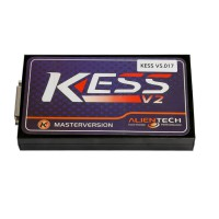 【Livraison UE sans taxe】Kess V2 V2.47 No Tokens Need Firmware V5.017 Add 140+ Protocols