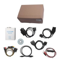 KWP2000 Plus ECU REMAP Flasher