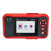 Original Launch Creader CRP129 Professional Diagnostic System Powerful than Launch CRP123 and Launch Cresetter II