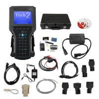 New Tech2 Diagnostic Scanner Working for GM/SAAB/OPEL/SUZUKI/ISUZU/Holden D card