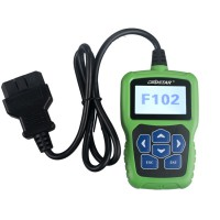 OBDSTAR F102 Nissan/Infiniti Pin Code Reader Key Programmer&Mileage Adjustment Tool(Better than NSPC001)