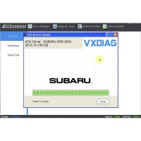 V2013.10 SUBARU SSM-III Software Update Package for VXDIAG Multi Diagnostic Tool