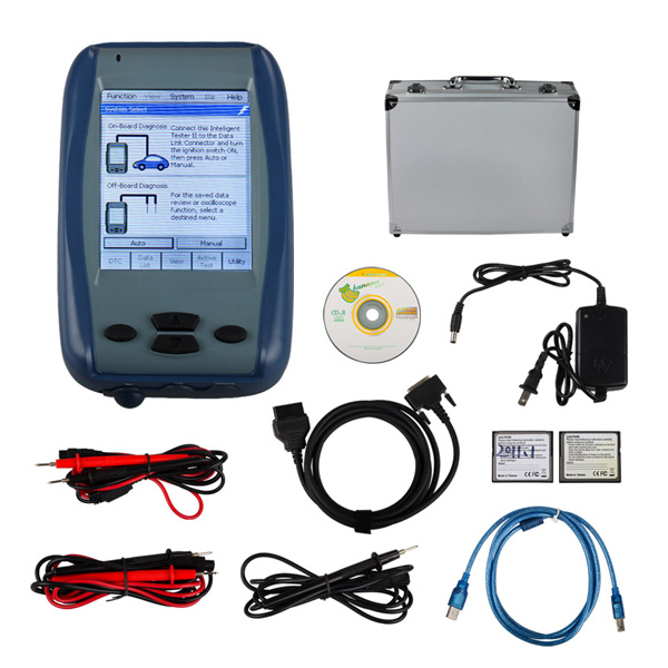 V2015.12 Denso Intelligent Tester IT2 for Toyota and Suzuki with Oscilloscope