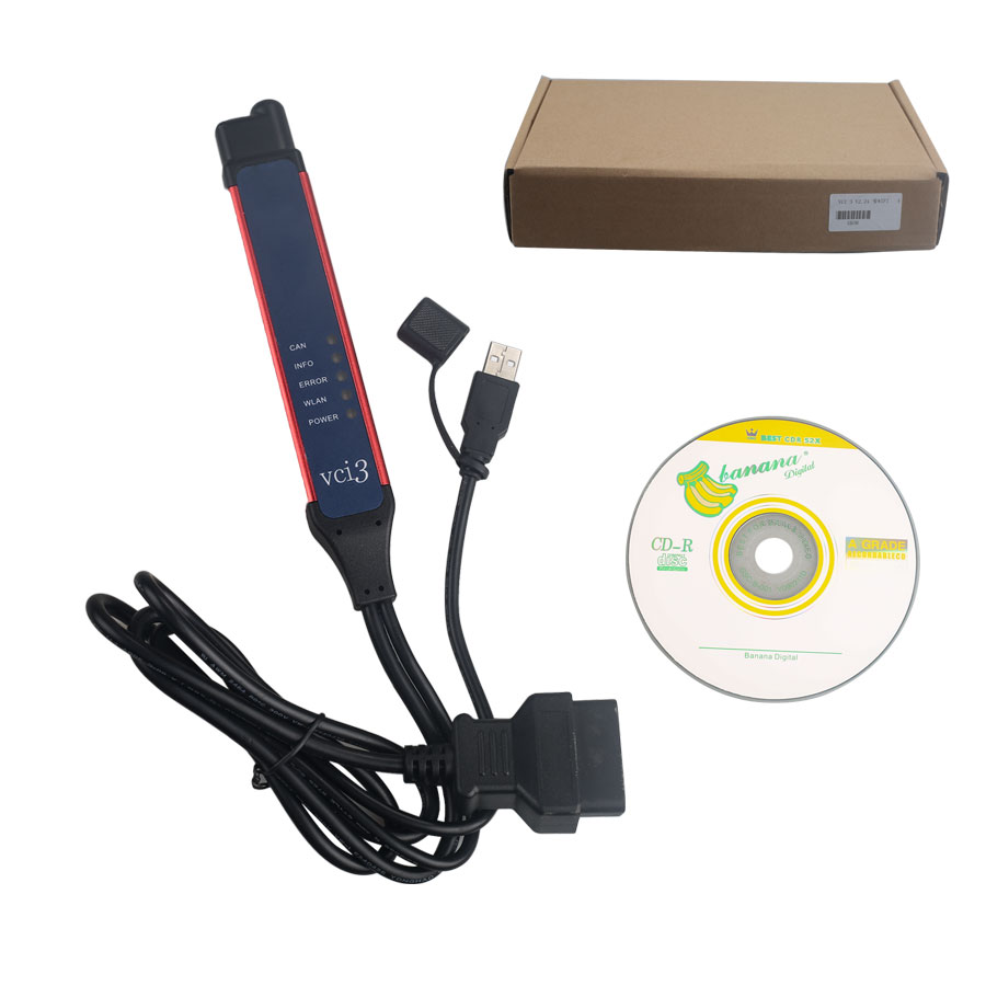 V2.27 Scania VCI-3 VCI3 Scanner Wifi Wireless Diagnostic Tool for Scania