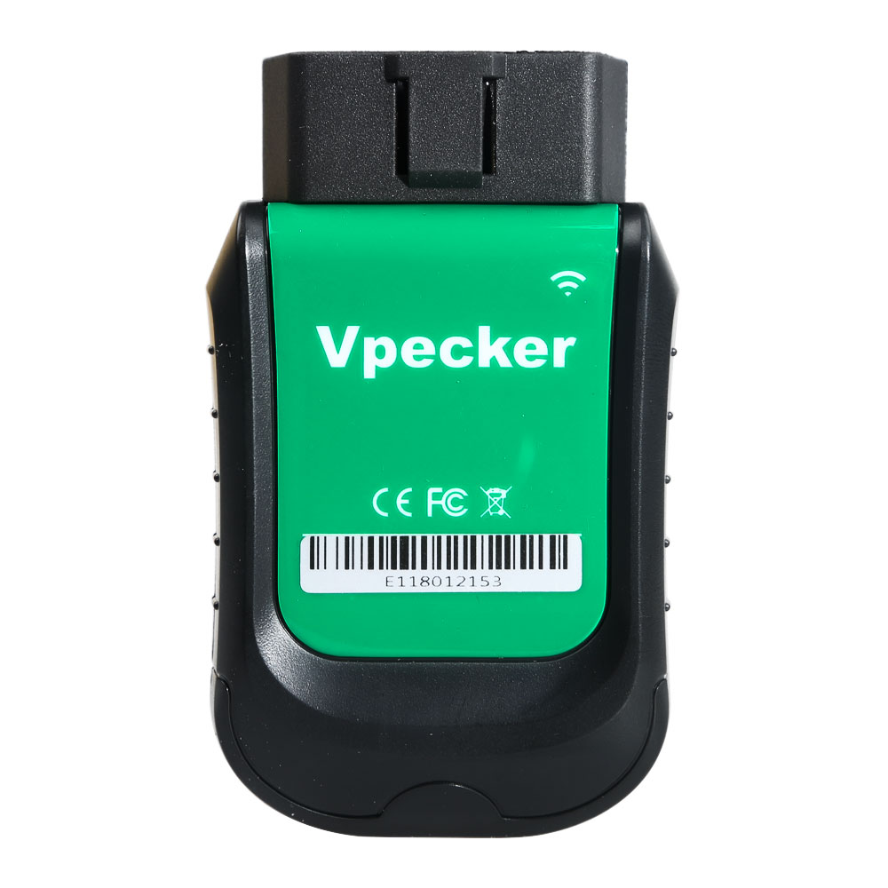 【Livraison UE sans taxe】V10.2 VPECKER Easydiag Wireless OBDII Full Diagnostic Tool Support Wifi WINDOWS 10
