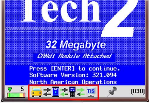 Téléchargement gratuit Tech2Win pour scanner GM MDI