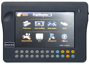 Digiprog 3 et Digimaster 3 odomètre comparaison correction de Table
