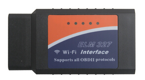 WIFI ELM327 OBD2 outil d'analyse et DashCommand App Review