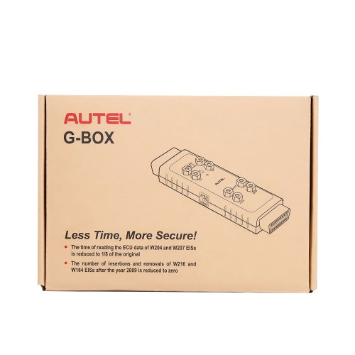 AUTEL G-BOX Tool Mercedes Benz All Keys Lost A005 Work Together with Autel MaxiIM IM608