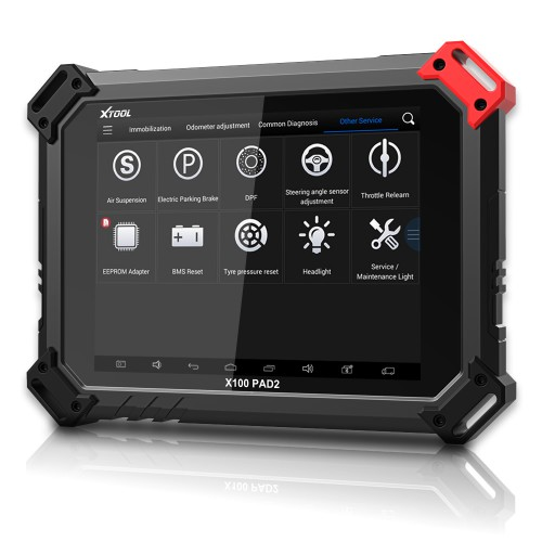 (Livraison UE sans taxe) XTOOL X-100 X100 PAD2 Tablet Key Programmer avec Special Functions and Standard Configuration