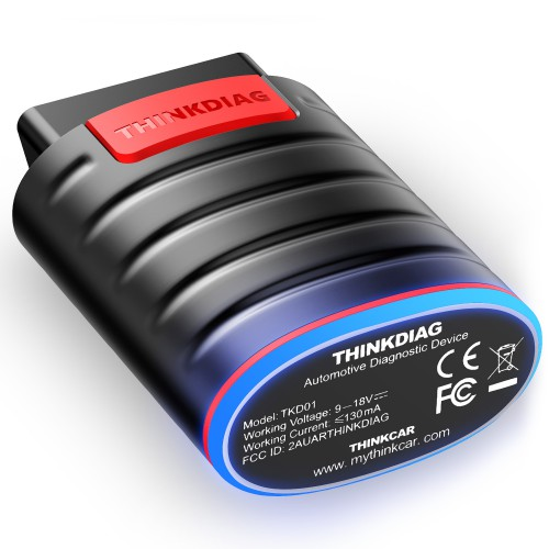 Launch Thinkdiag OBD2 Full System Engine Light Check Diagnostic Tool Power than X431 Easydiag avec 3 Software from Auto Years 1996 & UP