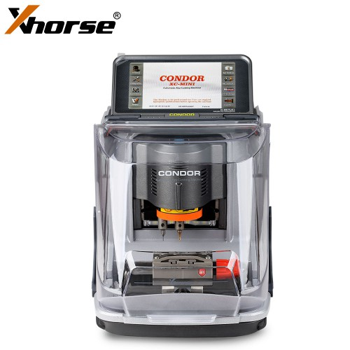 (Livraison UE) Original Xhorse iKeycutter CONDOR XC-MINI Plus Master Series Automatic Key Cutting Machine
