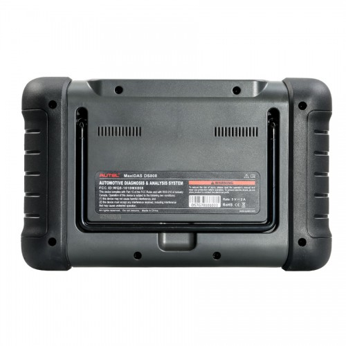 Autel Maxidas DS808 Auto Diagnostic Tool Replacement of Autel DS708 support injector coding and key coding