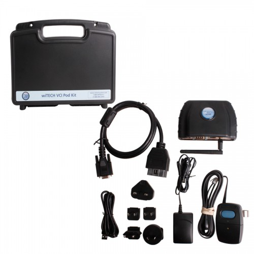 Original WITECH Diagnostic System for Chrysler