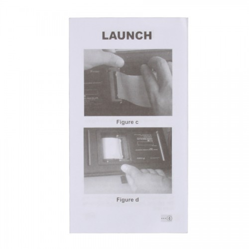 Launch X431 DIAGUN PRINTBOX Old Models