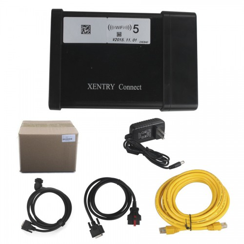 MB SD Connect C5 BENZ Upgrade Diagnostic Tool without Software