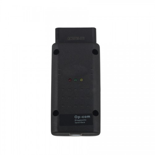 Opcom OP-Com 2012 V Can OBD2 for OPEL Firmware V1.59 with PIC18F458 chip Support 2014