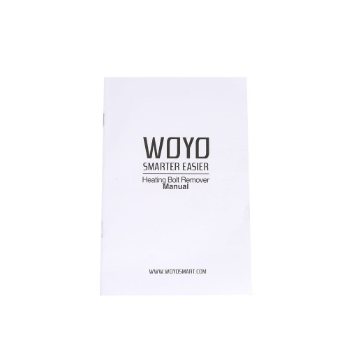 WOYO Heating Bolt Remover (HBR110V/220V) Rusted / Frozen / Corrosive Bolt / Nut from Car and Machine