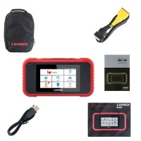 (Livraison UE)  Launch X431 CRP129E OBD2 ENG ABS SRS AT Diagnostic Oil/Brake/SAS/TMPS/ETS Reset Creader Replacement of  CRP129