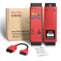 (Livraison UE) AUTEL G-BOX2 Tool for Mercedes Benz All Keys Lost Work with Autel MaxiIM IM608