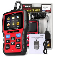 Vident iEasy310 ODB2 Scanner OBDII Code Reader and Car Diagnostic Tool OBD2 Automotive Scanner Avec Battery Test Function