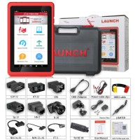 (Livraison UE) Global Version Launch X431 ProS Mini Pad Multi-system Diagnostic & Service Tool Avec ECU Coding/Active Test/