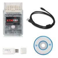 Latest KTMOBD ECU Programmer V1.95 & Gearbox Power Upgrade Tool