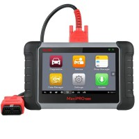 (Version Francaise) Autel MaxiPro MP808K Diagnostic Tool MP808 OBD2 Scanner Support TPMS/EPB/ABS/SRS/SAS/DPF(Same ad DS808)
