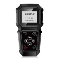 GODIAG K103 NISSAN/Infiniti Hand-held key Programming Support Adding Key/All Key Lost/Eread DTC