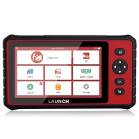 (Livraison UE)LAUNCH X431 CRP909 Full System Diagnostic Scanner Avec Airbag/SAS/TPMS/IMMO Reset/TPMS/EPB Support from Year 1996-2020