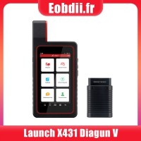 Launch X431 X-431 Diagun V Bluetooth Wifi Full System Diagnostic Tool Better than Diagun IV Support 12V Models