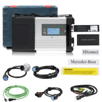 Mercedes Benz DOIP-C5 Dedicated Diagnostic Tool Without Software Full Package