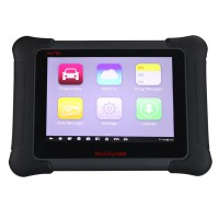 Latest Autel MaxiSys Elite WiFi/Bluetooth Tablet Diagnostic Tool with J2534 ECU Preprogramming Box