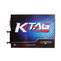 V2.11 KTAG K-TAG ECU Programming Tool Master Version with Unlimited Token Hardware V6.07 and Free ECM TITANIUM V1.61