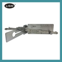 LISHI YM15 2 in 1 Auto Pick and Decoder for Mercedes Benz Truck